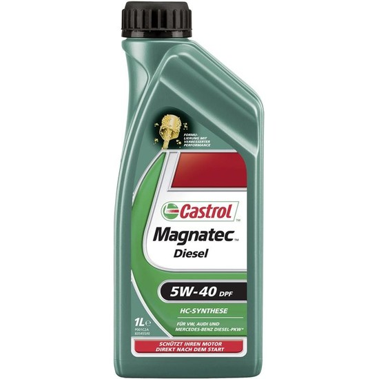 castrol magnatec 5w 40 dpf 1l power oil. Black Bedroom Furniture Sets. Home Design Ideas